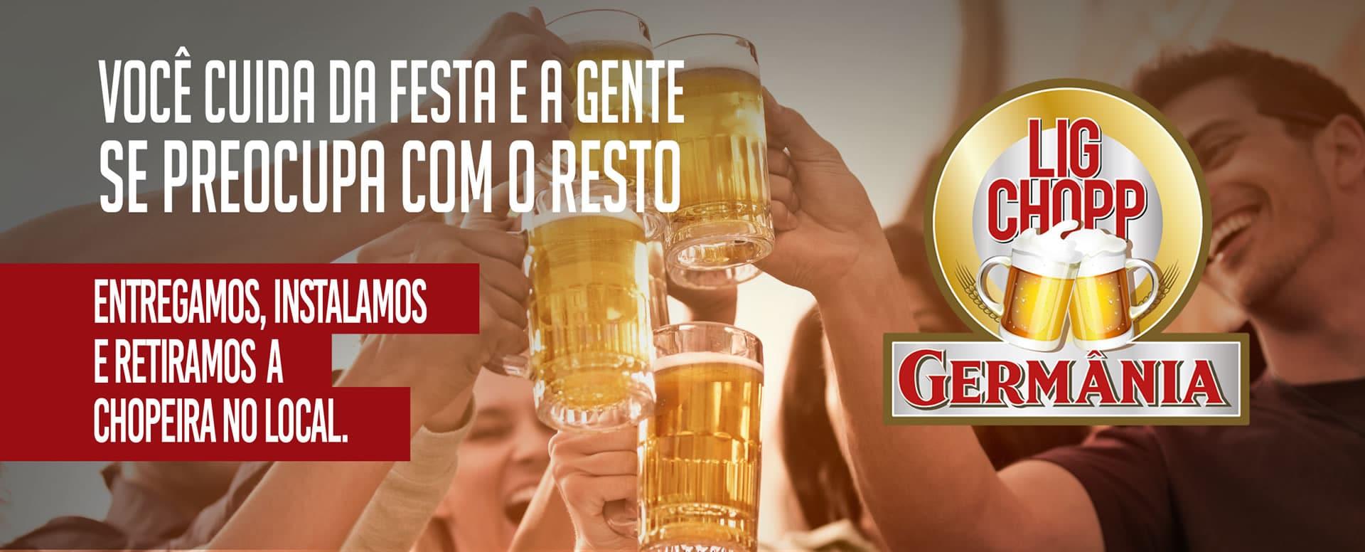 Promoção de Chopp, Promoção de Cerveja